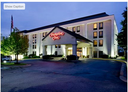 Berryville Hamfest Hotel Discount 2021