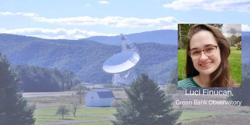 Green Bank Observatory STEM Educator will speak to SVARC