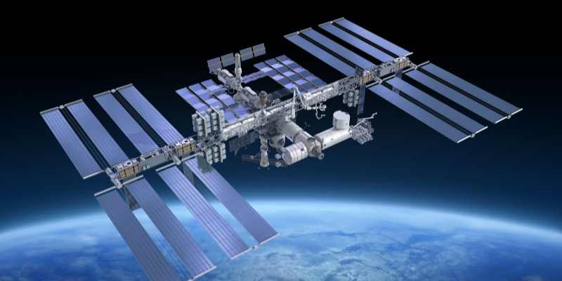 Amateur Radio in the International Space Station