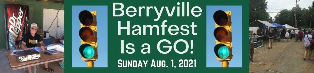 Berryville Hamfest Buzz: It's Gonna Be Terrific!