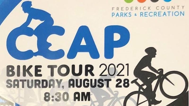 CCAP Bike Tour Aug. 28